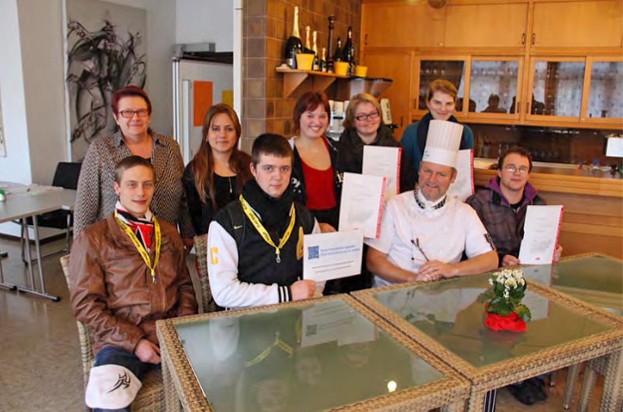 Wieder Daheim … im Nov 2012