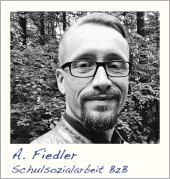 Axel Fiedler, Schulsozialarbeiter